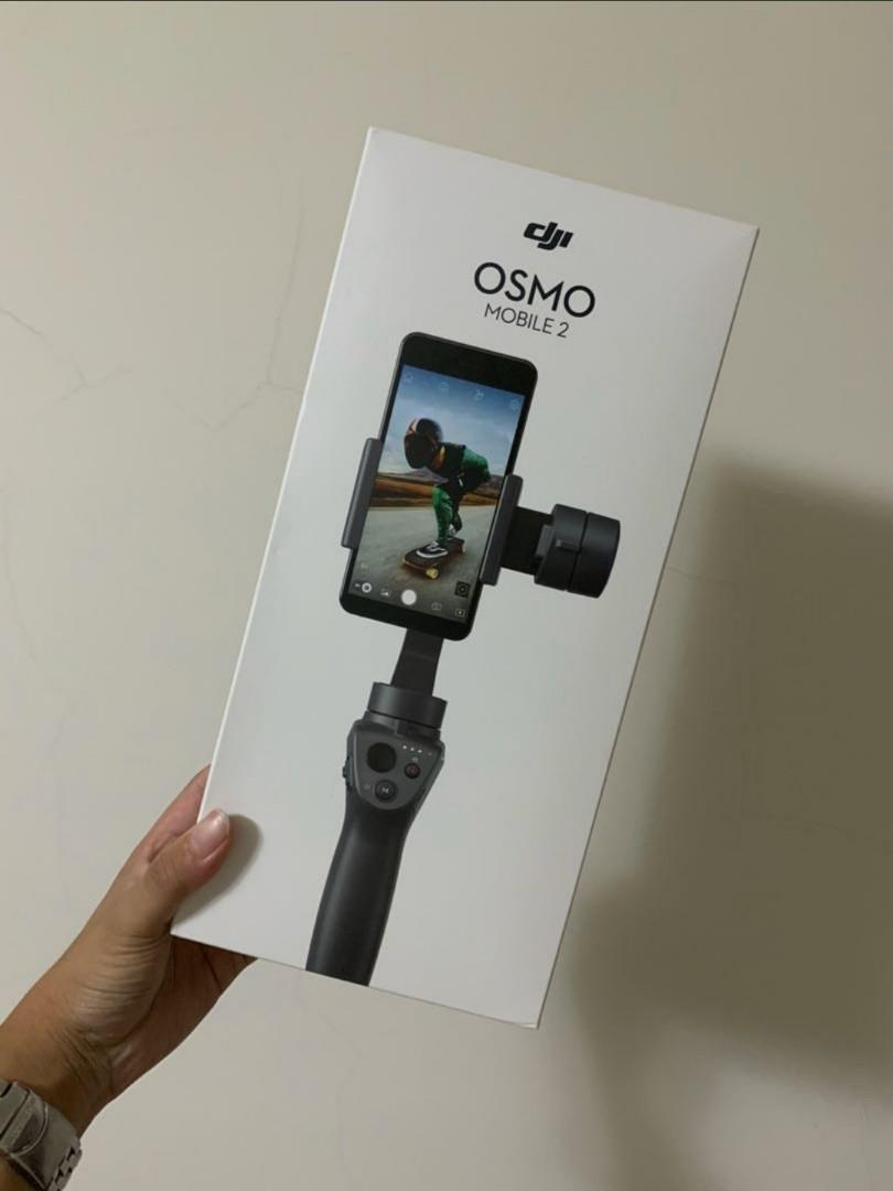 DJI Ozmo mobile2