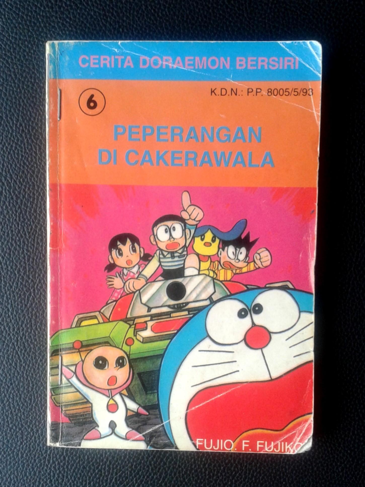 Doraemon Cerita Panjang vol 6