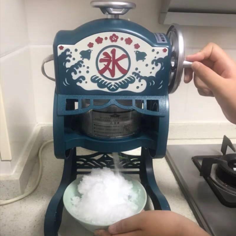 Electric Ice Shaver ABC Cendol Maker Pengisar Ais Kacang Vintage Classic DCSP-1751 🆓 post WM