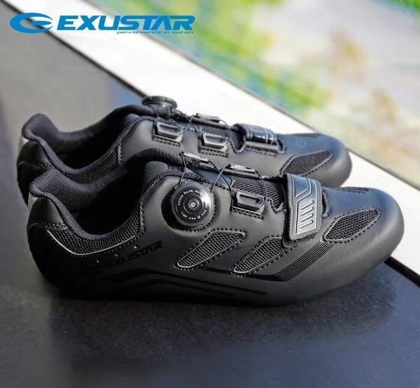 Exustar cycling 🚴♀️ cleat shoe / size 42 / All new brand/ Clearance auction