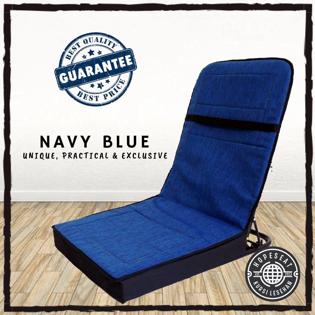 Foldable/ Portable Floor Chair