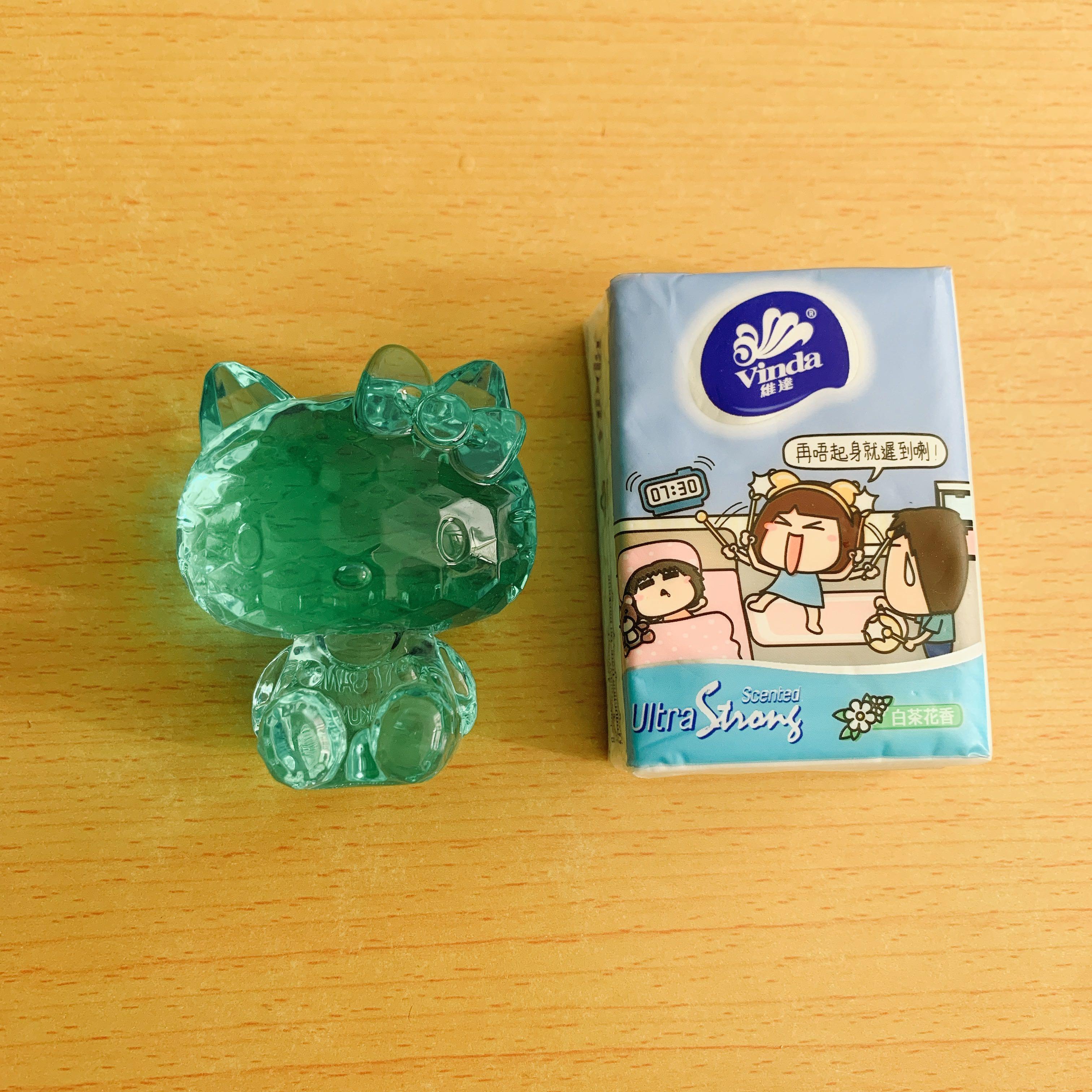 冒險樂園Hello Kitty水晶