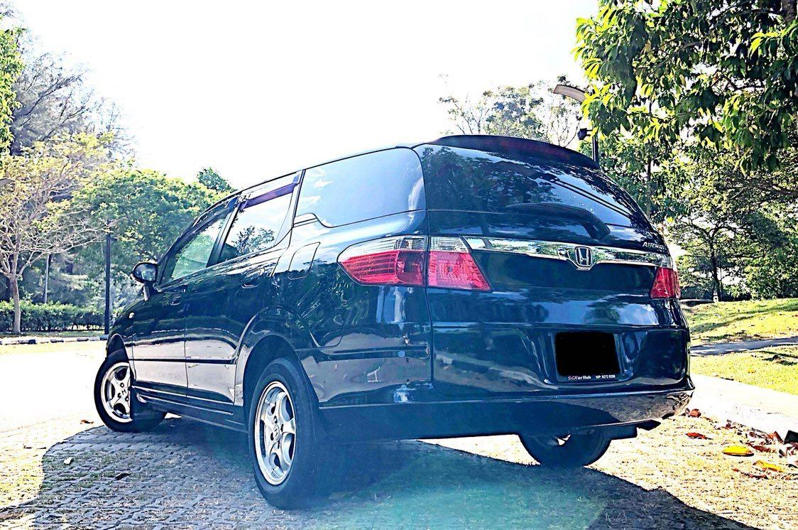 Honda Airwave 1.5 i-VTEC Skyroof Auto Go-Jek / Grab Private Hire & Personal Usage