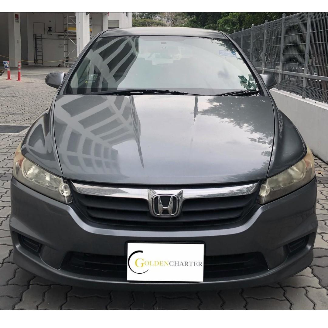 Honda Stream! Rental for PHV or personal can use ! Gojek weekly rebate avail