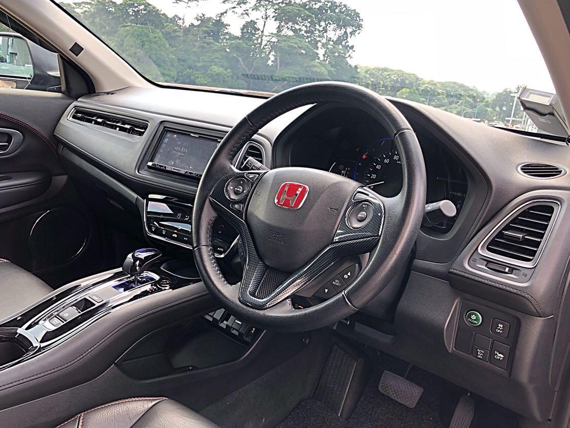 Honda Vezel Hybrid 1.5 X Auto Go-Jek / Grab Private Hire & Personal Usage
