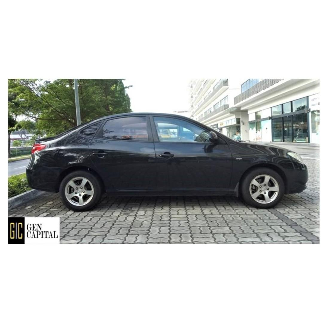 Hyundai Avante 1.6A - Many ranges of car to choose from, with very reliable rates!!!!