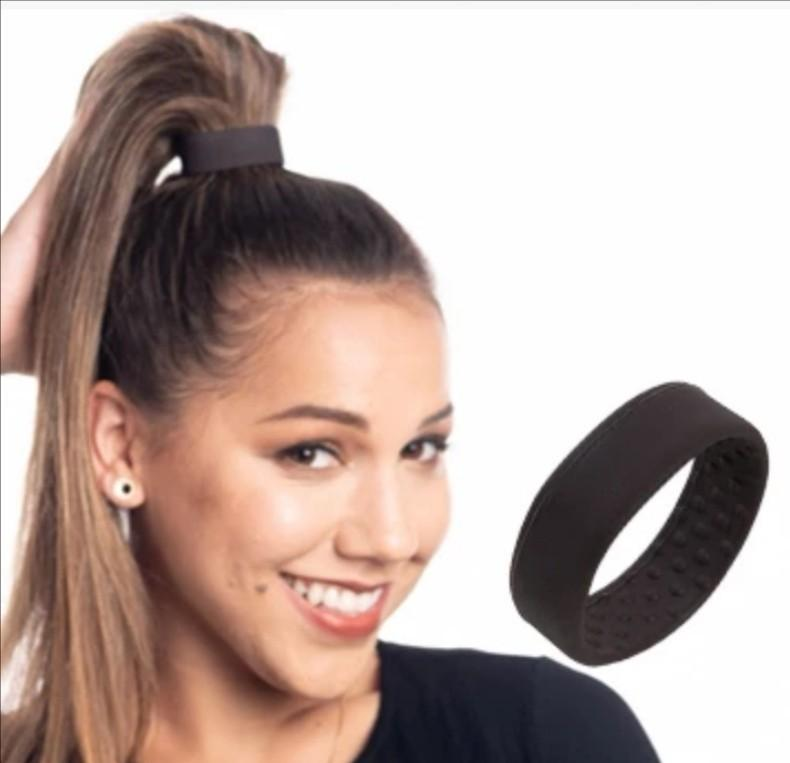 INSTOCKS! Authentic Pony O Hairtie in Black, Brown and Dark Brown