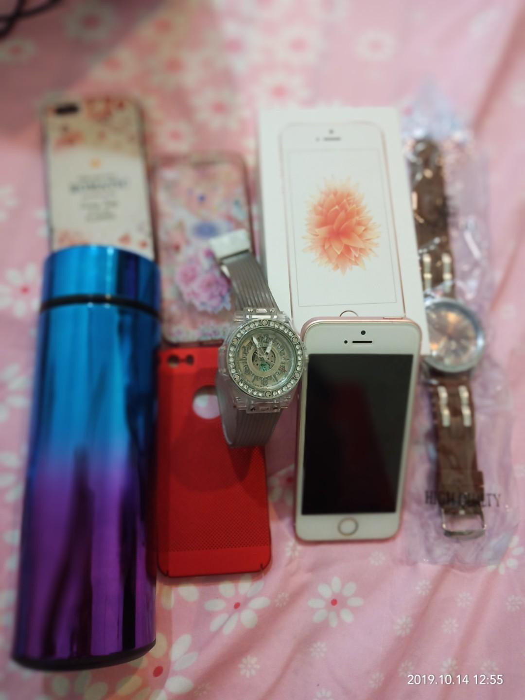 IPHONE ROSES GOLD