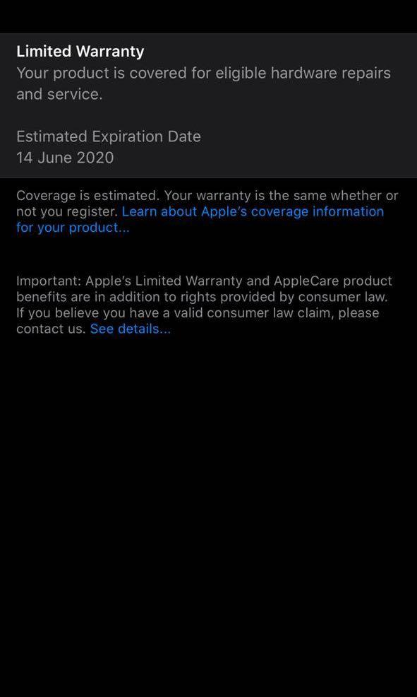 Iphone XS 256gb Singapore Set Nano Esim Murah Mulus