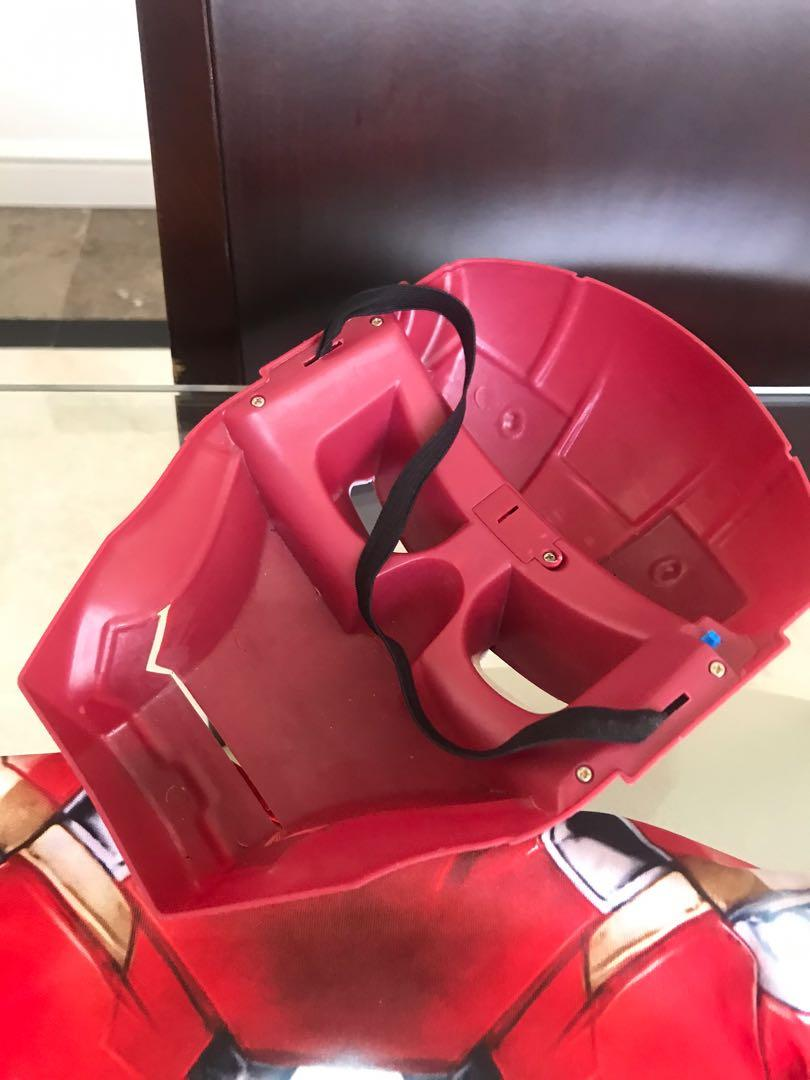 Iron Man outfit for Halloween