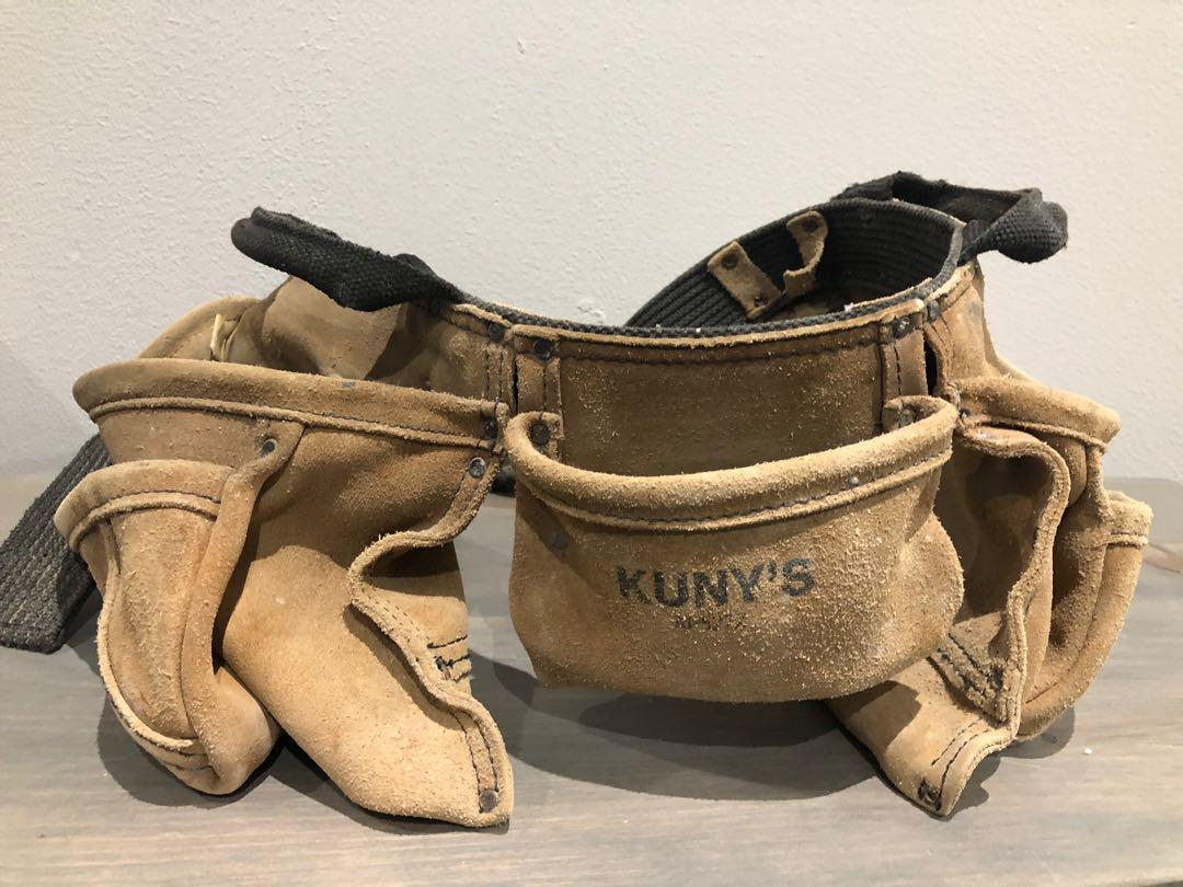 Kuny's Carpenters pouch