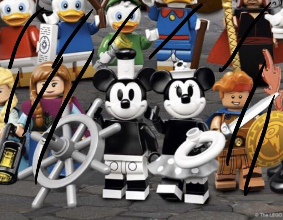 LEGO Disney - Mickey and Minnie