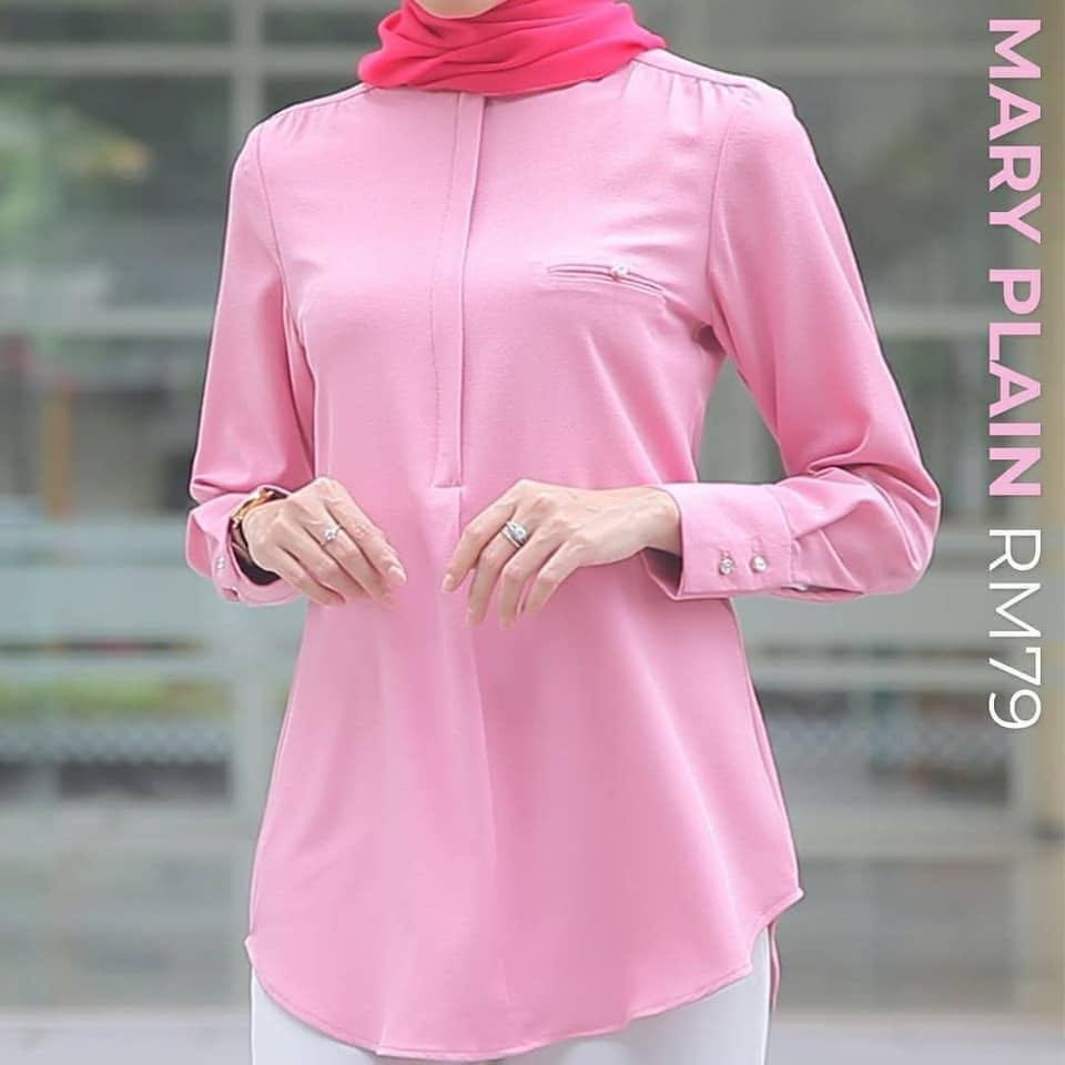 Mary Plain Top Nenggeulis S New