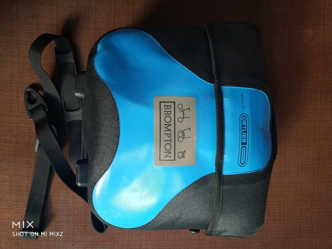 Mini O bag(blue color)