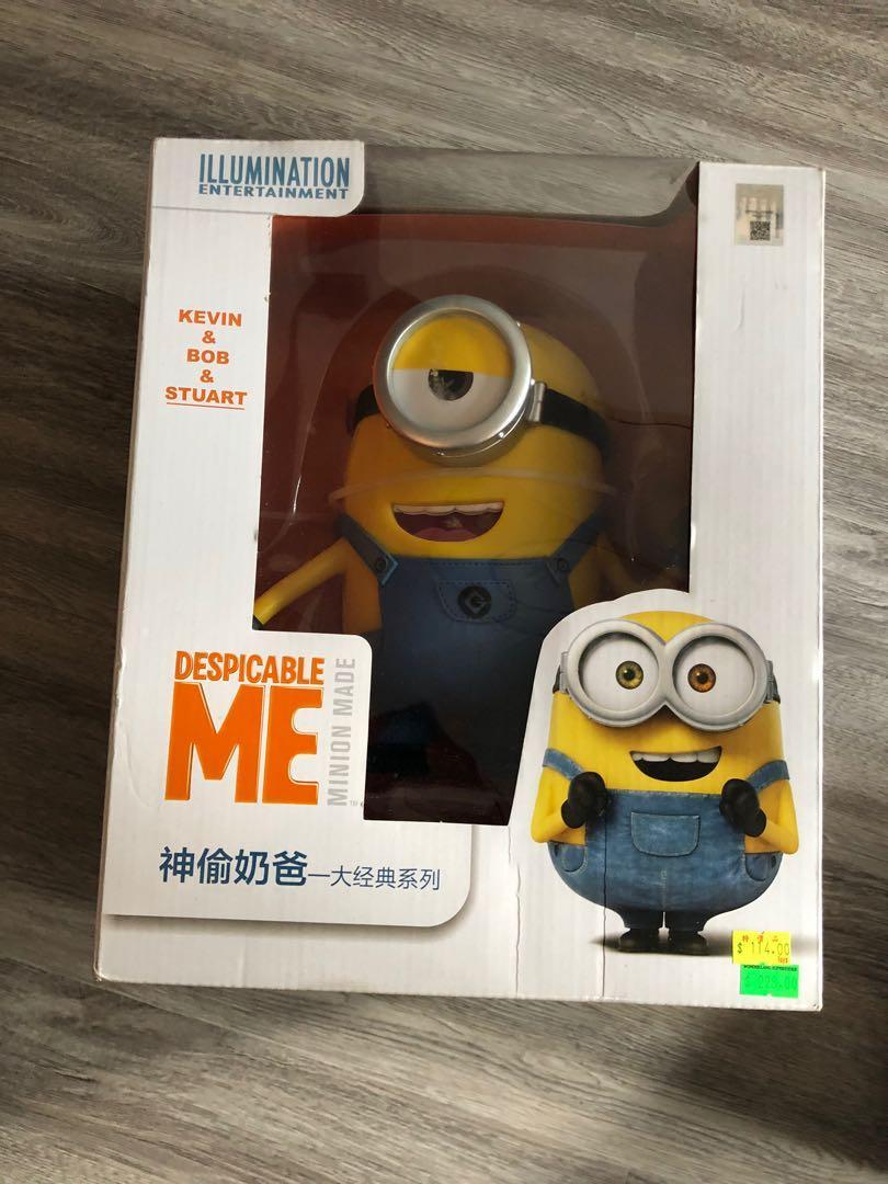 Minions despicable me minion made toy