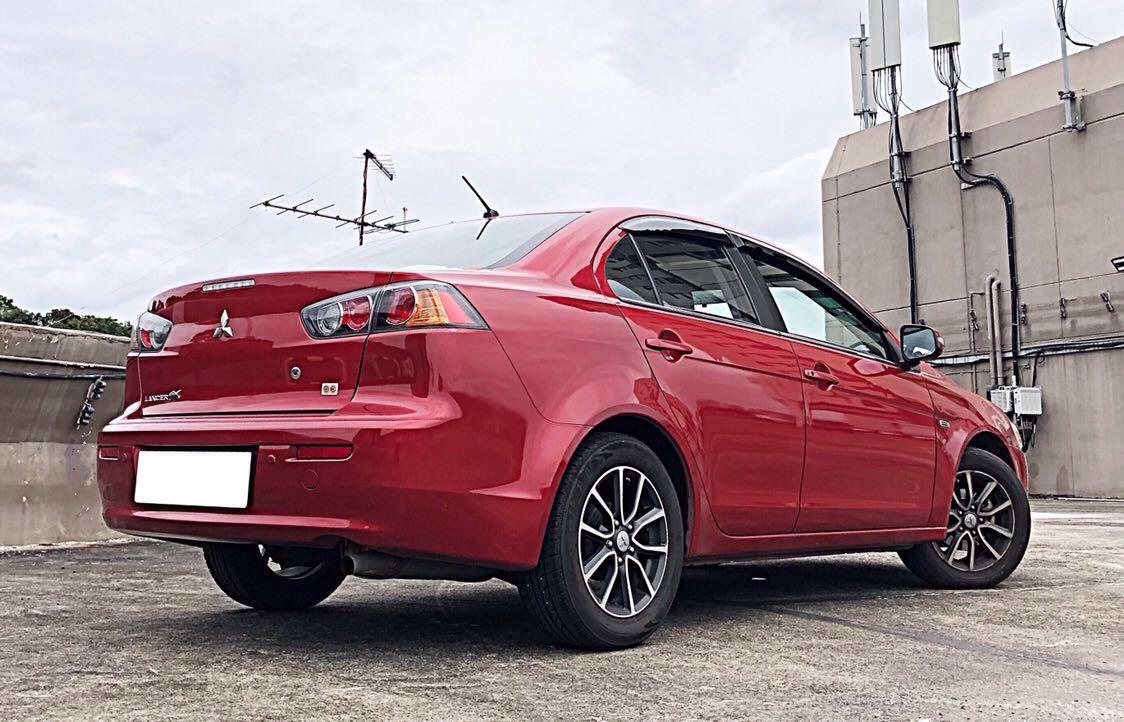 Mitsubishi Lancer 1.6 EX Auto CHEAPEST RENTAL IN TOWN GRAB/GO-JEK