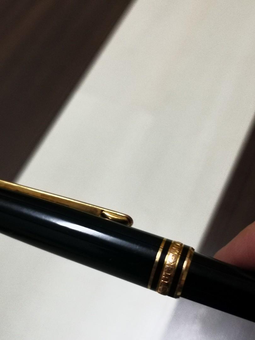 100% authentic MONTBLANC ball pen