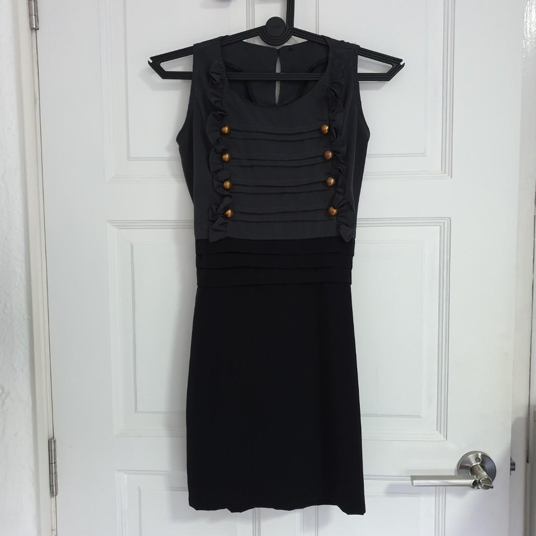 Nautical Office Dress
