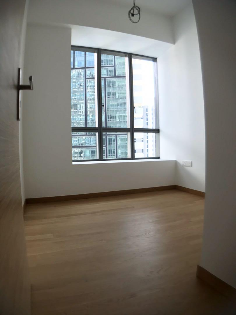 New 2 bedroom unit for rent at 8 St Thomas. Somerset MRT