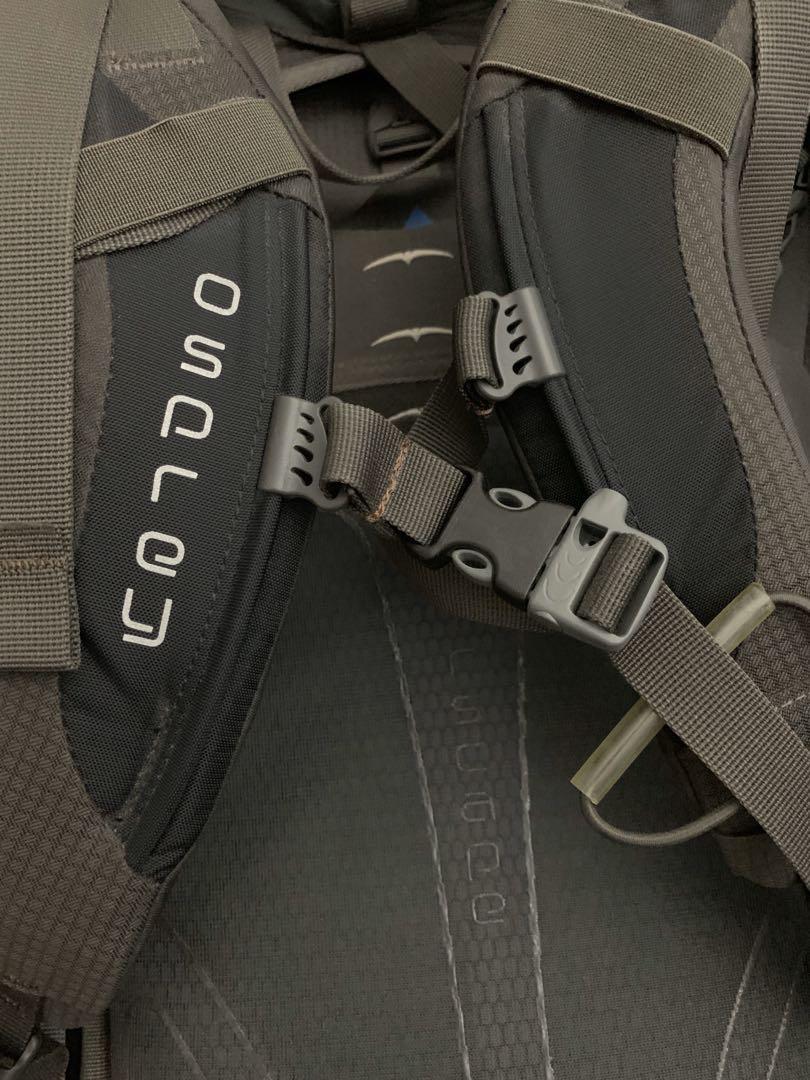 Osprey xenith 105