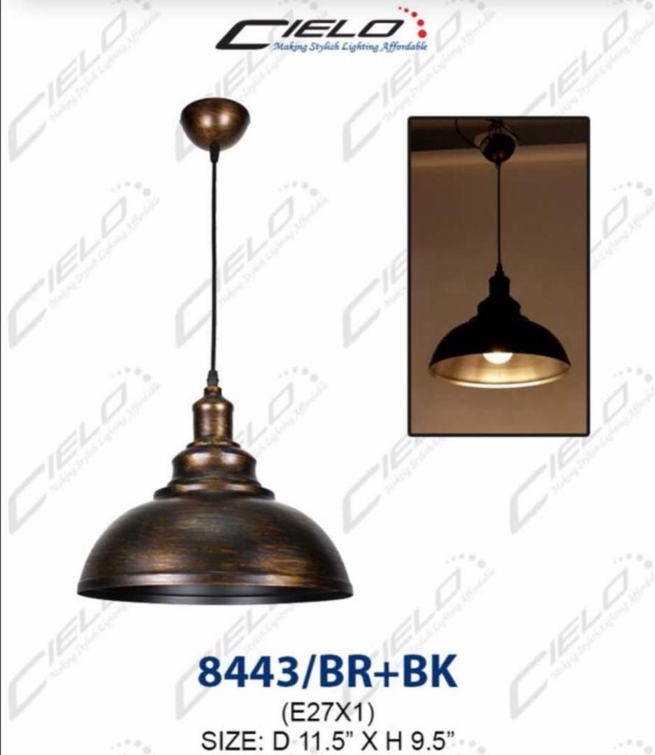 Pendant Light Hanging Furniture