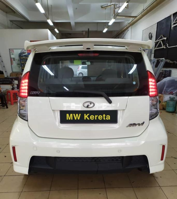 Perodua Myvi 1.3 (M) 2008 blacklist pun boleh loan
