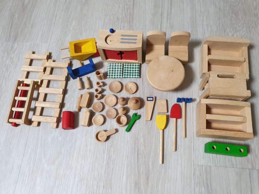 Plan Toys Creative Playhouse