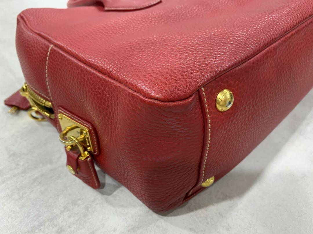 Prada Saffiano Shoulder Bag (2010)