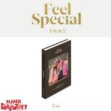 [wts](Pre-order) Twice feel special album{less in stock‼️‼️}