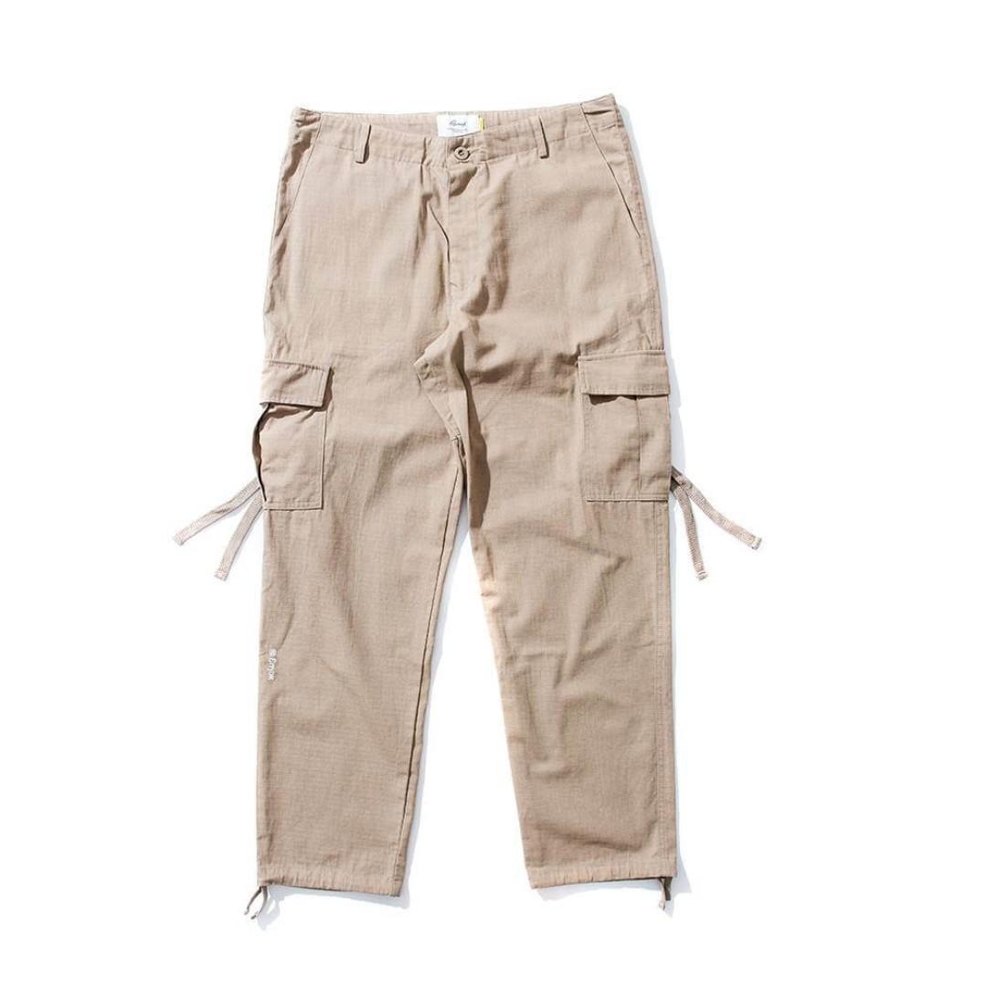 REMIX 16 A/W Mil Cargo Pants 卡其 軍褲 工裝 L 號