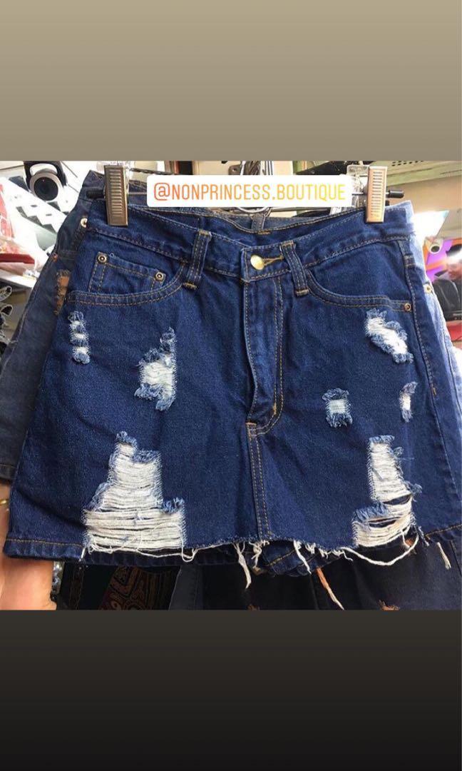 Rok jeans BKK premium