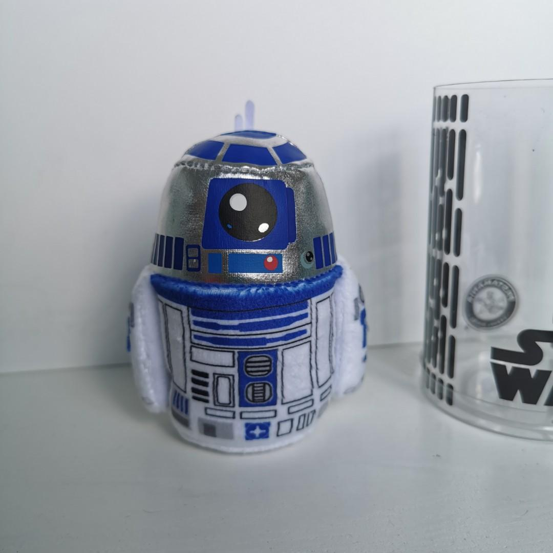 Starwars R2D2 from Pastamania