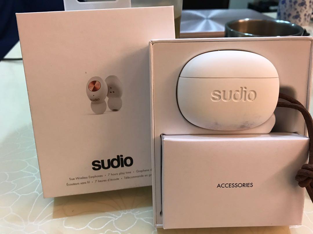 Sudio TOLV 藍芽無線耳機