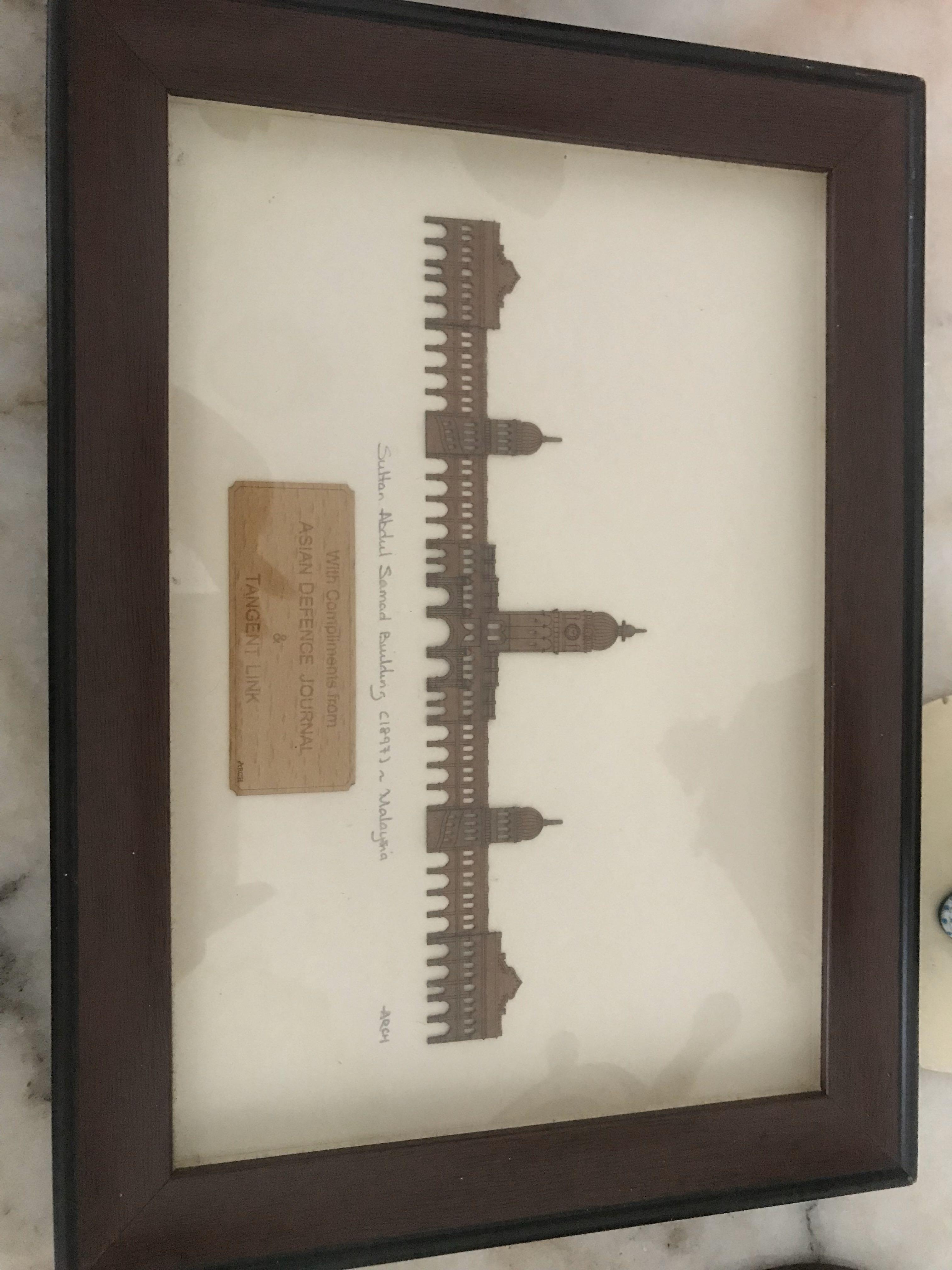 Sultan Abdul Samad building craft