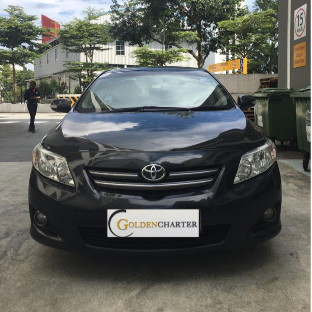 Toyota Vios for rental ! weekly rental rebate avail !