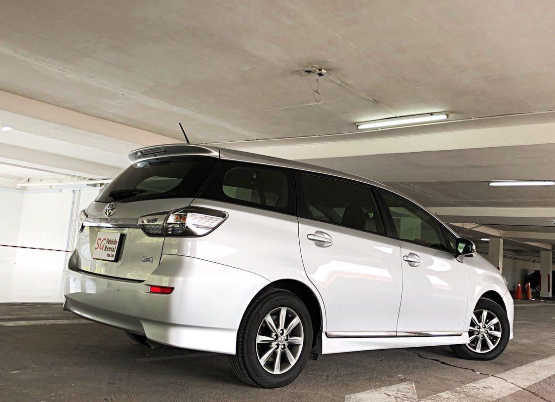 Toyota Wish 1.8 Auto Go-Jek / Grab Private Hire & Personal Usage