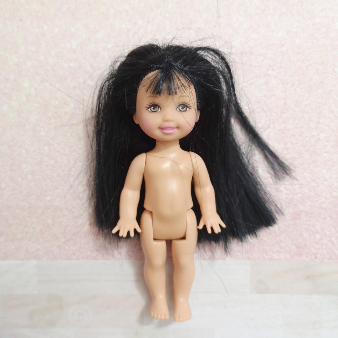 Vintage Barbie Kelly Doll (asian)