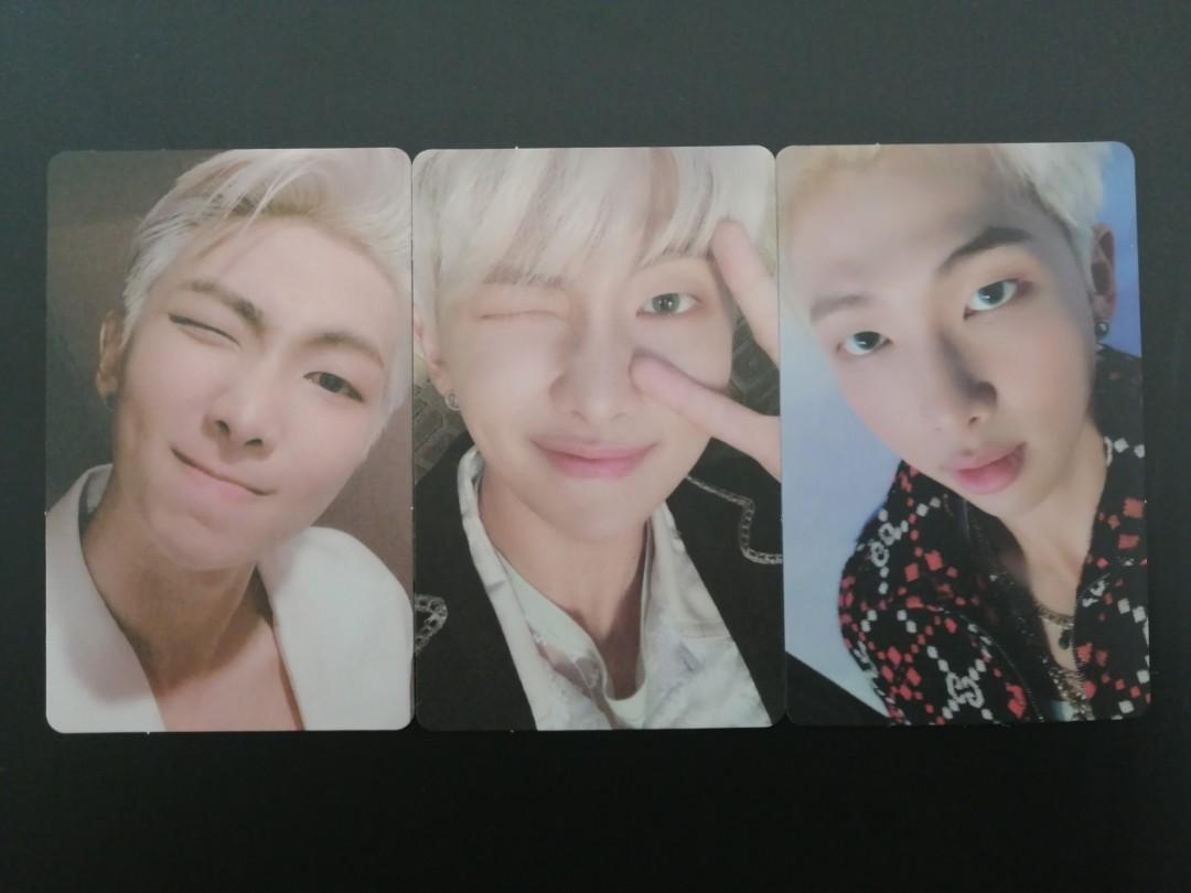 [WTS] BTS Album Official Photocards (Namjoon & Jin)
