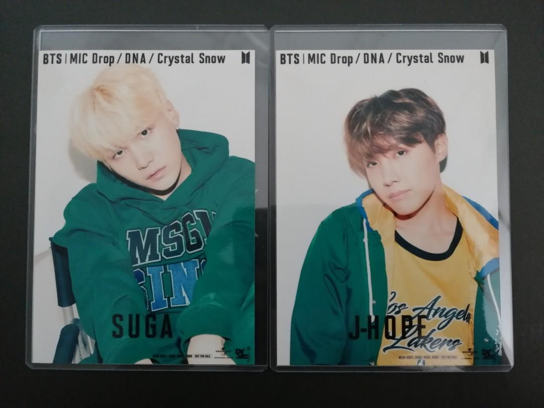 [WTS] BTS Japan Singles Official Live Photo and Other Photocards