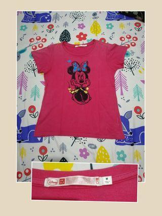Kaos disney pink