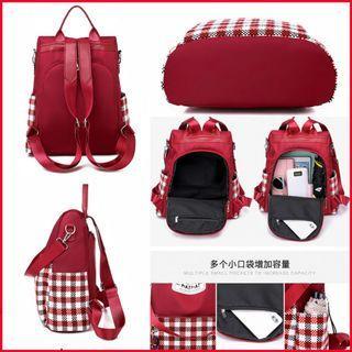 TBS 92220 tas wanita tas ransel