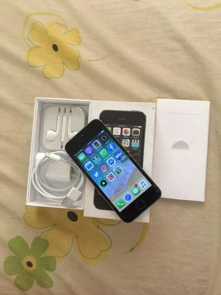 iPhone 5s 16gb grey ibox