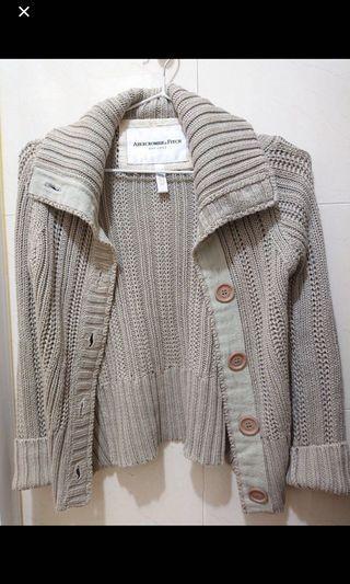 A&F 針織外套