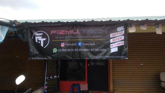 phone repair subang shah alam ( Fizmu Tech)