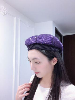 Emporio Armani 貝雷帽