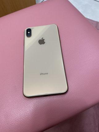 IPhone XS Max 256金色