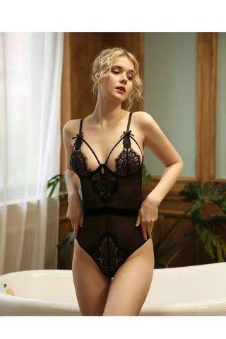 *FREE POSTAGE* Sexy one piece lingerie #striptease #sexylingerie