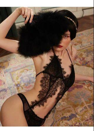 *FREE SHIPPING*[Ready stock] Dita lace 2 piece lingerie set