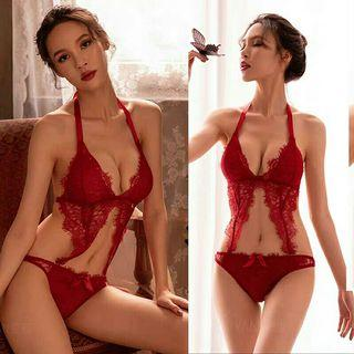 *FREE SHIPPING* READY STOCK Tease Him Sexy Lingerie Set