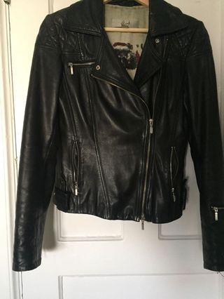Blink Moto - Genuine Leather Jacket XXS